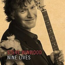 Nine Lives by Steve Winwood (CD, May-2008, Columbia (USA))