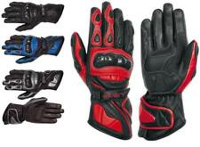 Mototcycle Apparel Soft Real Genuine Leather Gloves Racing Road Sonicmoto