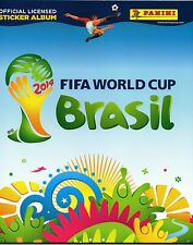 Panini 2014 World Cup Brazil Brasil Stickers 180-239 Pick the ones you need!!