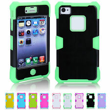 ❤CHEAP SALE❤ Newly CLASSIC 3-IN-1 CASE COVER OF APPLE IPHONE 4 4S PROTECTOR BACK
