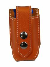 NEW Barsony Tan Leather Single Magazine Pouch for Taurus Compact 9mm 40 45