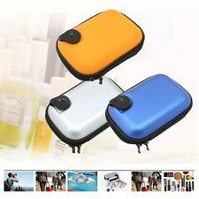 Camping Travel Toiletry Waterproof Makeup Wash Case Bag Pouch Grooming Storage
