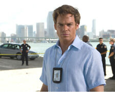 MICHAEL C. HALL AS DEXTER PHOTO OR POSTER
