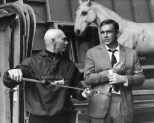 SEAN CONNERY MARNIE ON SET RARE PHOTO OR POSTER