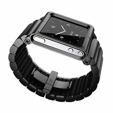 USA Stock Aluminum Multi-Touch Watch Band kit Strap Bracelet for iPod Nano 6 6th