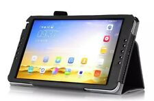 """Wallet Card Slot Strap Stand Flip Leather Case Cover For Huawei MediaPad M1 8.0"""""""
