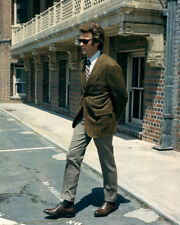 CLINT EASTWOOD DIRTY HARRY SUNGLASSES ON SET PHOTO OR POSTER