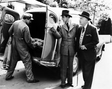 NIGEL BRUCE BASIL RATHBONE PURSUIT TO ALGIERS SHERLOCK HOLMES OLD VAN PHOTO OR P