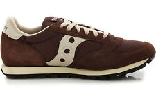 SAUCONY JAZZ LOW PRO BROWN TAN 2866-17