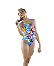 NEW Maru Awesome Pacer Rave Back Swimsuit.Girls Swimwear.Girls Swimming Costumes
