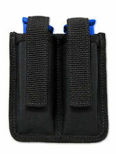 NEW Barsony Double Magazine Pouch for Walther Steyr Compact 9mm 40 45 Pistols