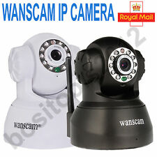 Wifi Wireless CCTV Network IP Camera Security System For Office Home UK Stock