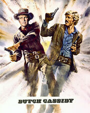 BUTCH CASSIDY AND THE SUNDANCE KID GUNS PHOTO OR POSTER