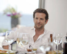 BRADLEY COOPER WHITE SHIRT COOL UNLIMITED PHOTO OR POSTER