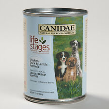 Canidae Life Stages Wet Large Breed Puppy Chicken, Duck and Lentils Formula