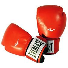 Everlast Fighter Leather Boxing Sparring Gloves