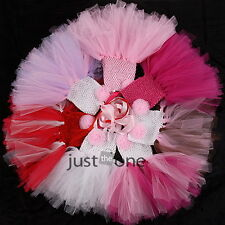 Cute Baby Girl Child Princess Wedding Party Activity Tutu Nylon Dress 0-24Month