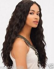 100% Human Hair Lace Wigs LONG Deep Wave NEW FASHION Indian Remy Nature Hairline