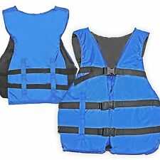 Adult Life Jacket PFD USCG Type III Universal Boating Ski Vest New