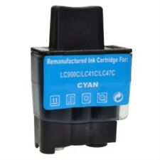 Compatible LC900C Cyan Ink Cartridge for Brother