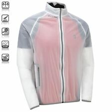 Tenn Crystalline Cycling Waterproof Clear Breathable Cycle Jacket