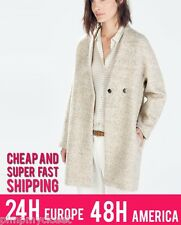ZARA WOMENS WOOL COAT | NEW 2014 COLLECTION | 7901/232