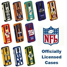 Samsung Galaxy S5 Officially Licensed NFL 3D Design Dual Hybrid TPU Case