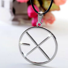 KPOP EXO-M EXO-K Necklace XOXO Pendant Jewelry Chain Hot Accessory Fan Gift SM
