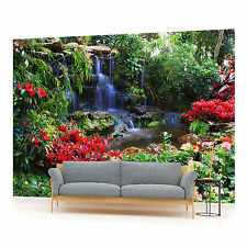 Forest Wood Landscape Trees PHOTO WALLPAPER WALL MURAL ROOM - 166P