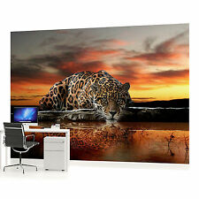 Jaguar Jungle Forest PHOTO WALLPAPER WALL MURAL ROOM - 126VE