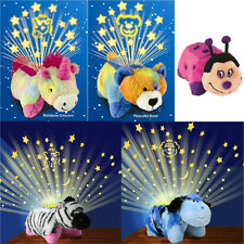 Plush Toys Night Light Kids Baby Children Dream Star Lamps Sleep Sky Projector