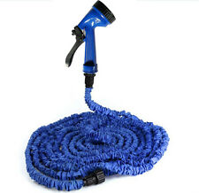 NEW As Seen On TV 25'/50'/75'FT Foot Expandable Pocket Garden Hose's Nozzle