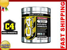 CELLUCOR C4 EXTREME 30 serv. 10 FLAVOURS Pre workout, Creatine FREE SHIPPING !!!