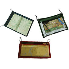 Equinox Hellbender Ultralite Map Case - USA Made, Microcord Loops, Soft Vinyl