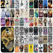 Hot Protector Case Cover Accessory Skin For Samsung Galaxy S4 i9500 S5 i9600