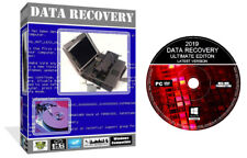 Data Photo Video Text  Office Files Pictures Images Recovery Restore Software CD
