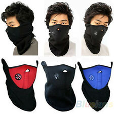 Marvellous Ski Snowboard Motorcycle Bicycle Winter Sport Face Mask Neck Warmer