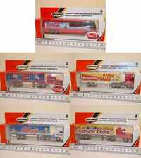 Matchbox * Super Convoys * ca. 16 cm * Coca Cola Kellogs Smarties * 5 zur Wahl