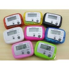 Electronic Multifunction Pedometer Running Fitness Calories Step Running Counter
