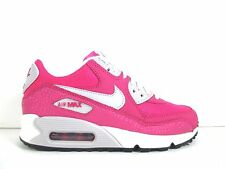Nike Air Max 90 2007 Women's Sizes 6-8.5 Youth 4.5-7 Pink White 345017 600