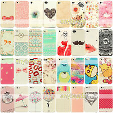 Painted Various Pattern Case Cover for Apple iPhone 4 4S 5 5S 5C New Hot Selling