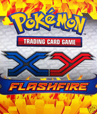 Pokemon XY Flashfire - Individual Cards (Numbers 1 - 60)