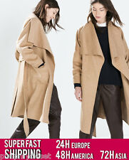 ZARA LONG COAT | 7522/242 | BNWT | AW14 2014 COLLECTION