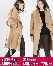 ZARA HANDMADE LONG COAT | 7522/242 | SIZE SMALL AVAILABLE !!!! BE FAST !ª