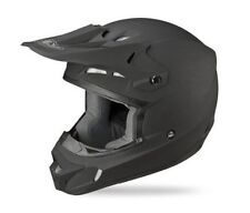 NEW FLY Racing Men MX ATV Offroad Kinetic Helmet Matte Black FREE SHIP ALL SIZE