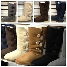 UGG bailey button Triplet WOMANS new comfort authentic