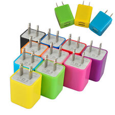1A+2.1A Dual USB 2-Ports AC Wall Charger Adapter US Plug For Samsung iPhone