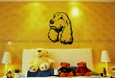 Animal Pet Dog Doggy Puppy Children Kid Baby Wall Sticker Home Decor Decal Mural