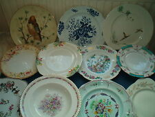 GOOD ENGLISH COLLECTABLE PLATES china/porcelain  wall/household  chose from menu