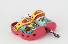 Crocs Kids Crocslight CC Marvel Avengers II Clog Red/Canary